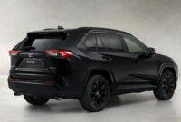 New Concept 2022 Toyota Rav4 Hybrid
