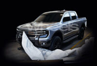 configurations ford ranger 2022