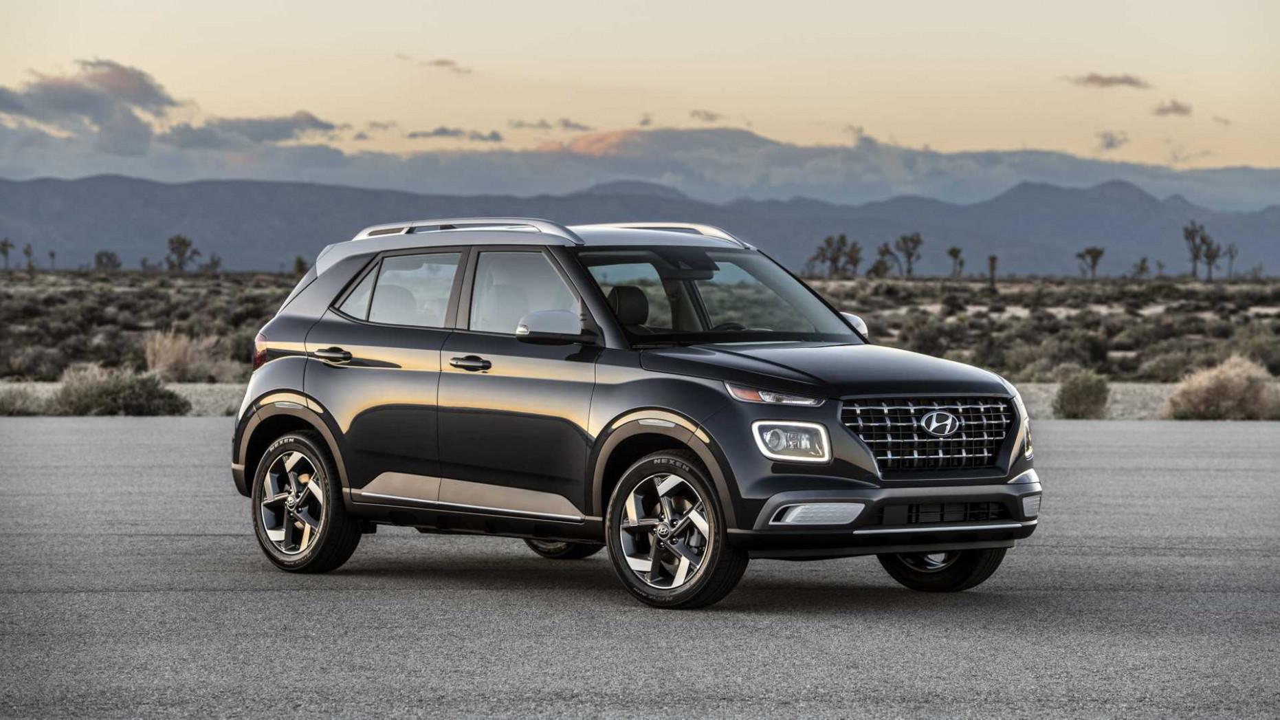 Concept Hyundai Venue 2022 Price