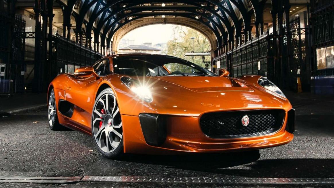 Concept Jaguar Engines 2022