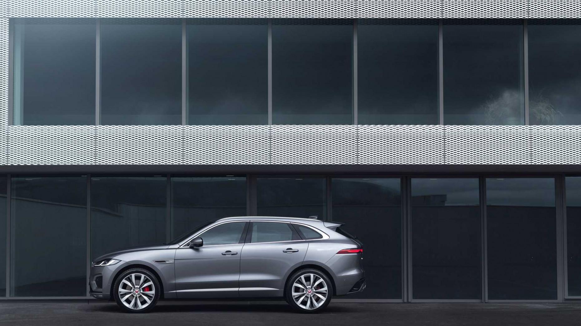 Exterior and Interior Jaguar F Pace 2022 Model