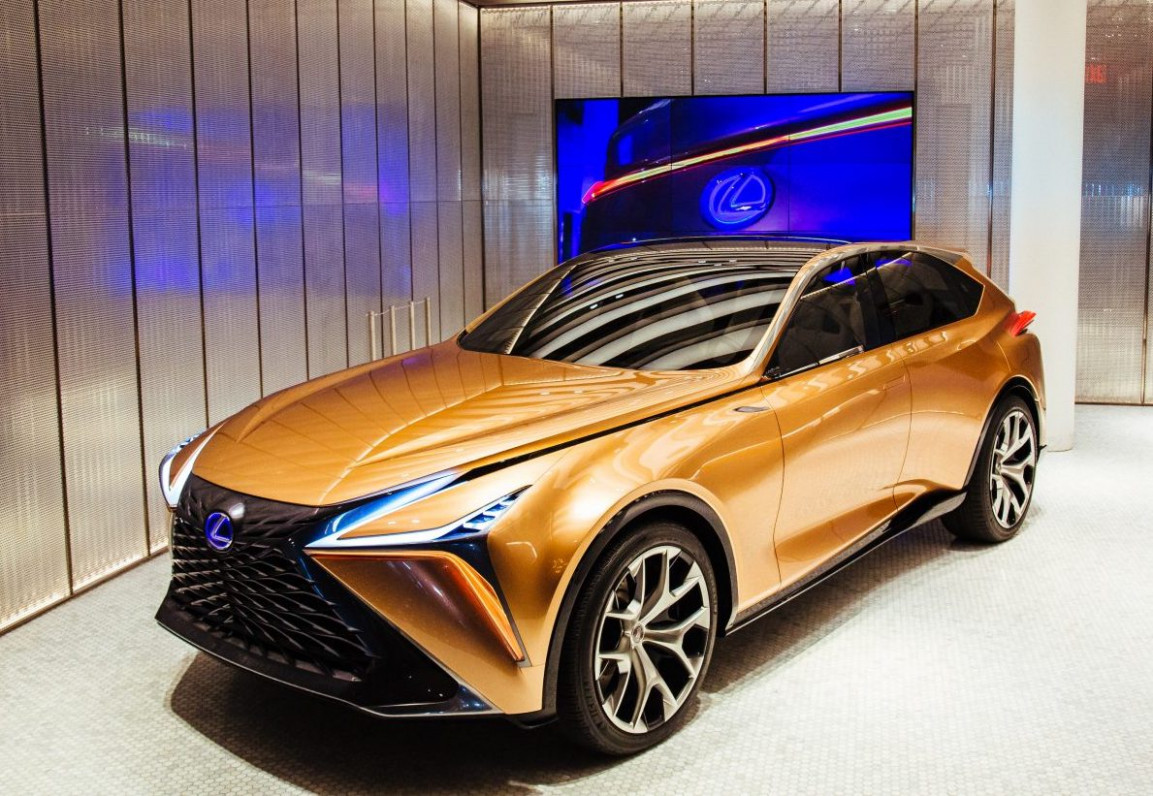 Redesign and Review Lexus Truck 2022