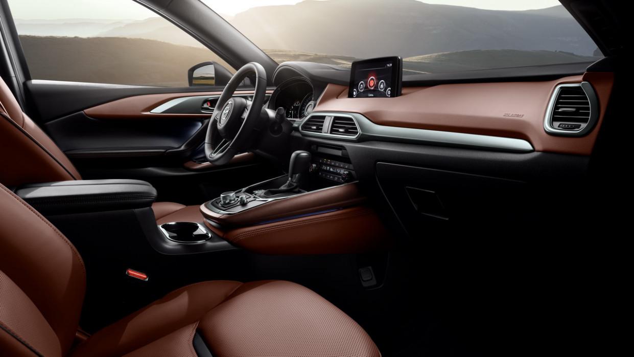 Engine Mazda Cx 9 2022 Interior