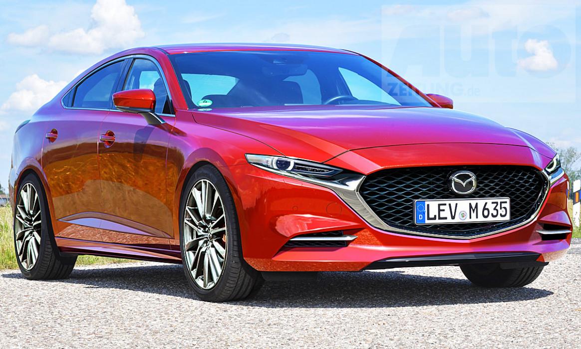 First Drive Mazda Neue Modelle Bis 2022
