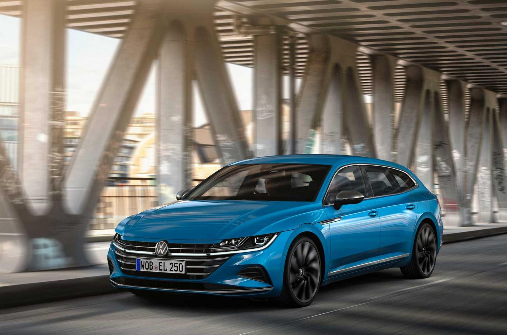 Performance and New Engine Volkswagen Arteon 2022