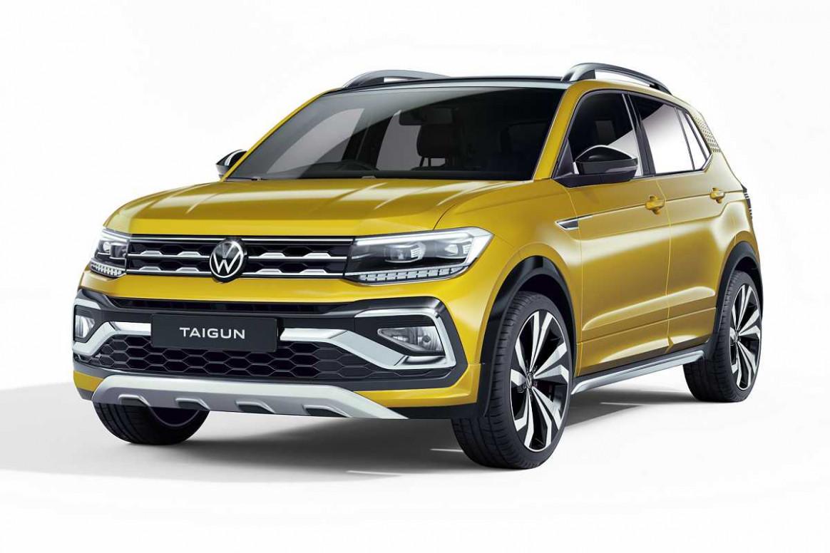 Redesign Volkswagen India 2022