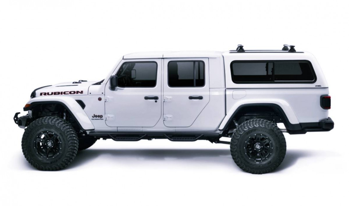 New Model and Performance What Is The Price Of The 2022 Jeep Gladiator