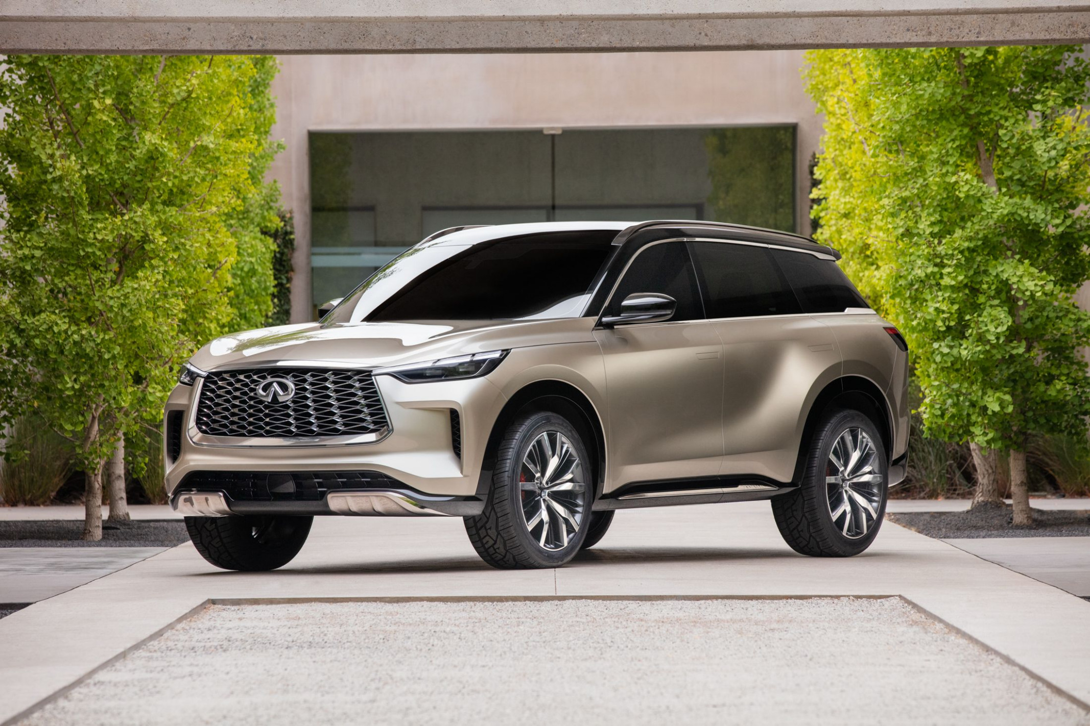 First Drive When Does The 2022 Infiniti Qx60 Come Out