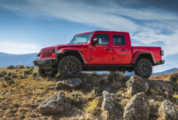 configurations when will the 2022 jeep gladiator be available