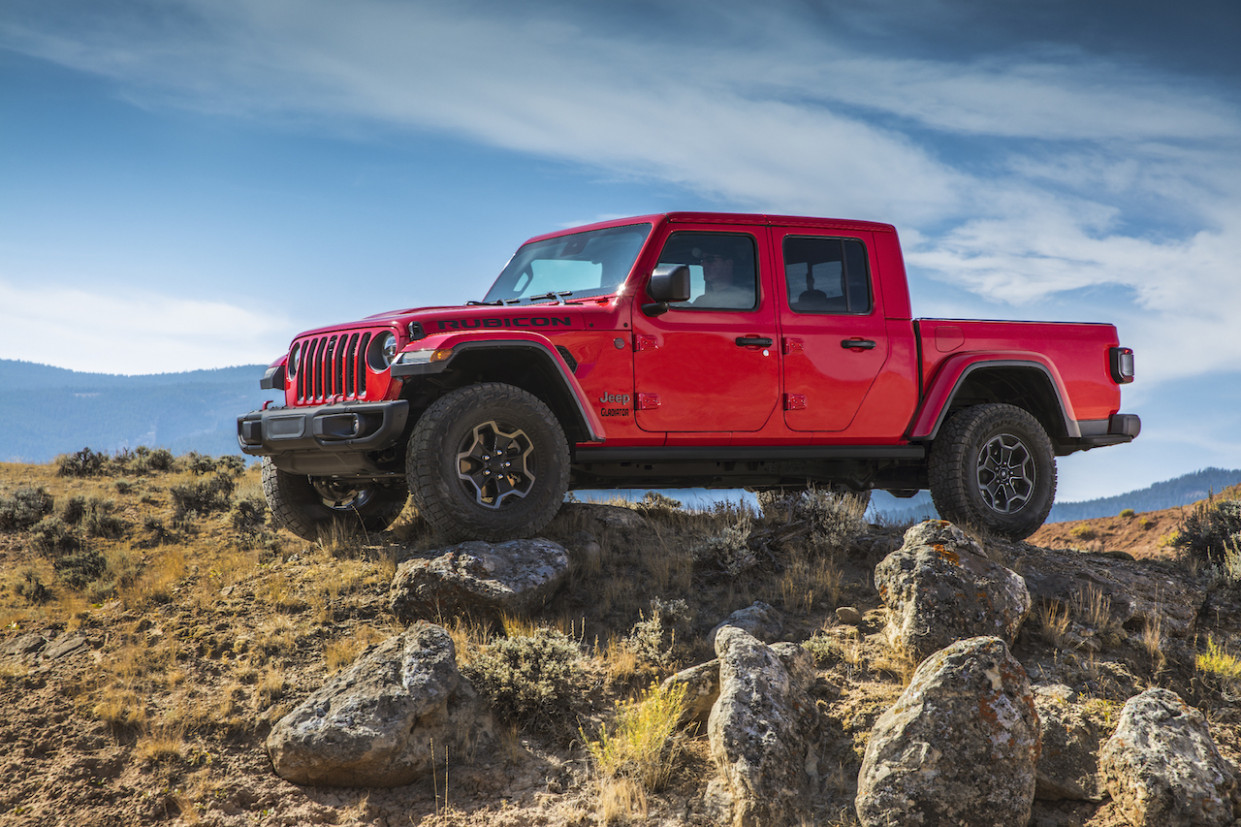 Specs When Will The 2022 Jeep Gladiator Be Available