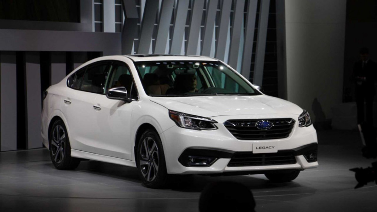 Reviews When Will The 2022 Subaru Legacy Go On Sale
