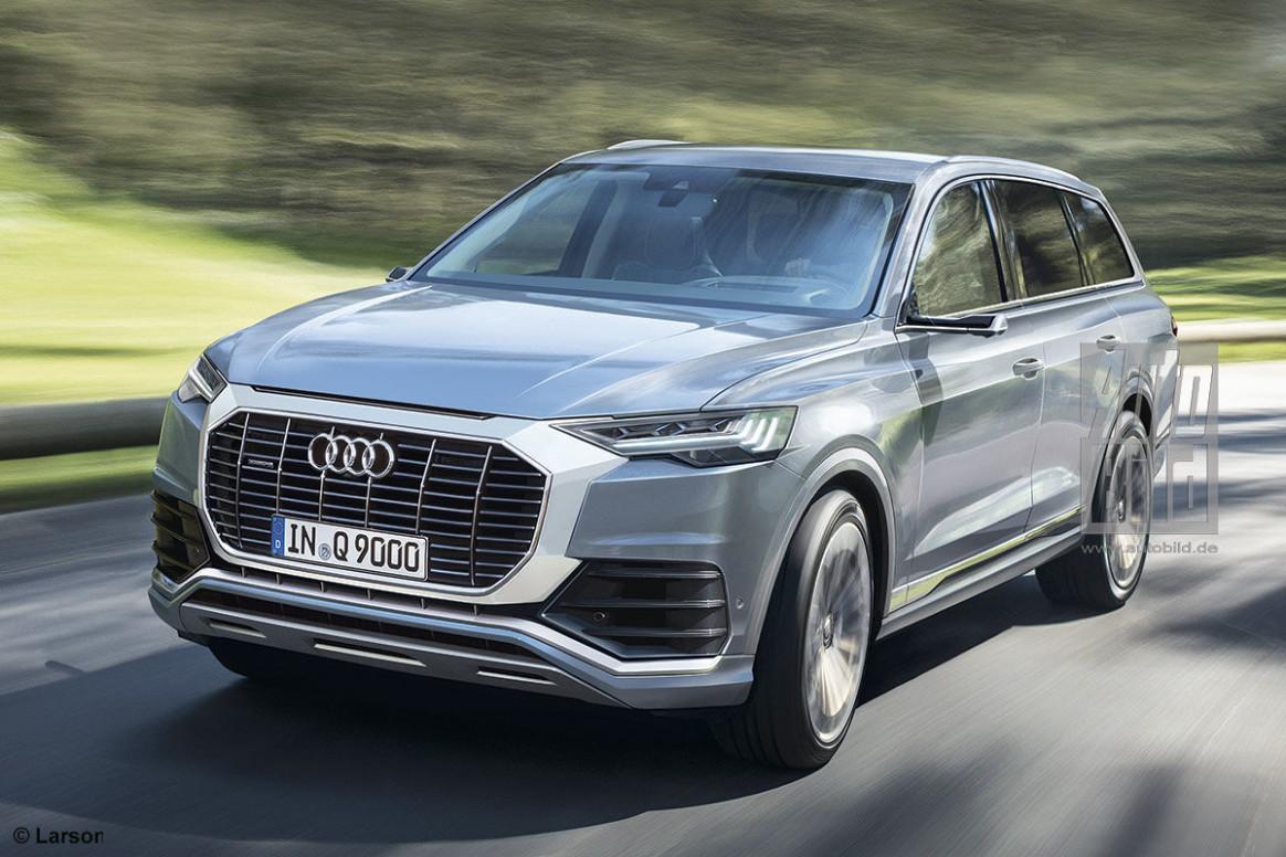 Redesign 2022 Audi Q7
