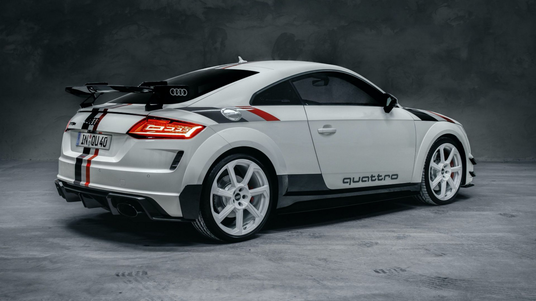 Redesign and Concept 2022 Audi Tt Rs