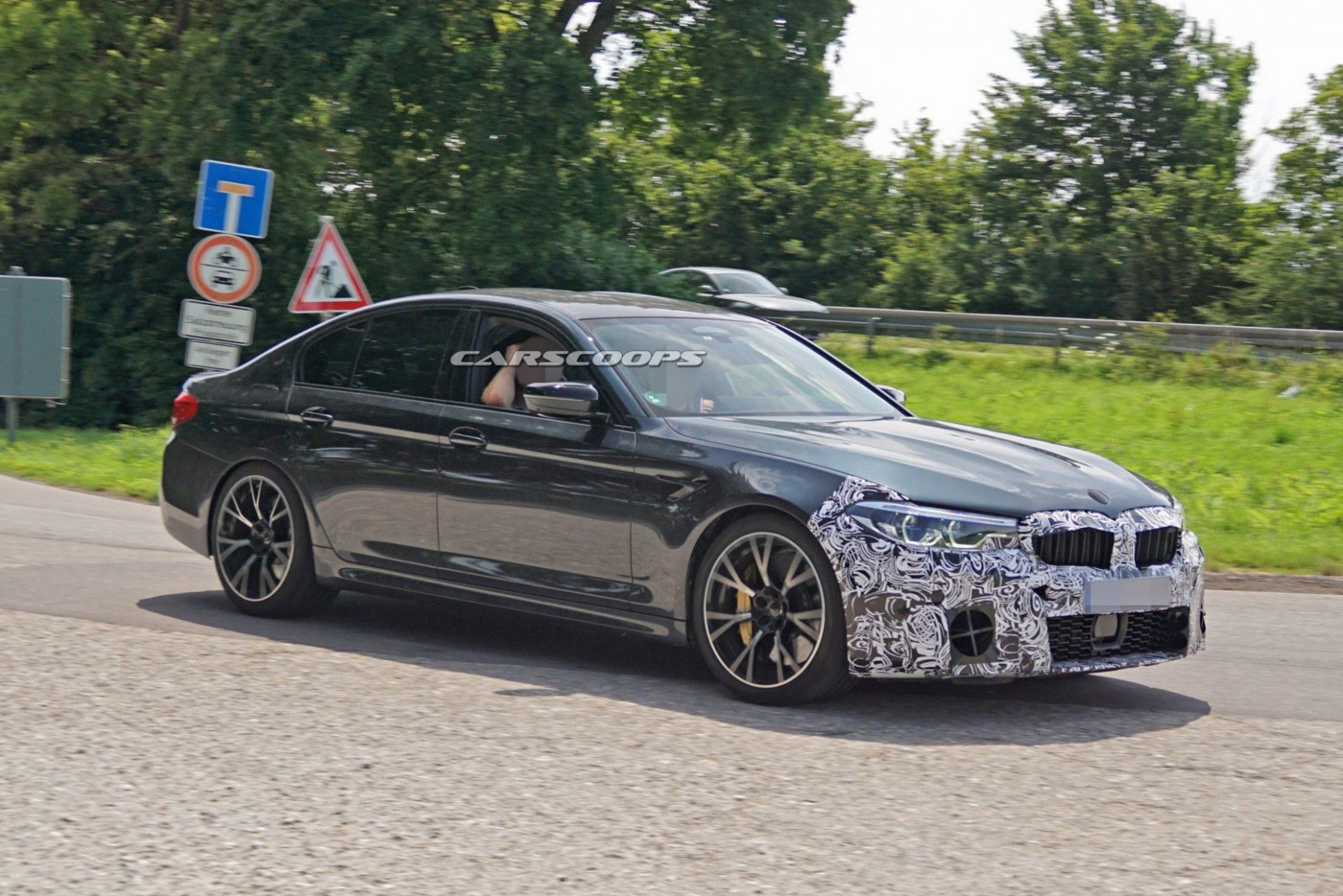 Performance and New Engine 2022 BMW M5 Get New Engine System