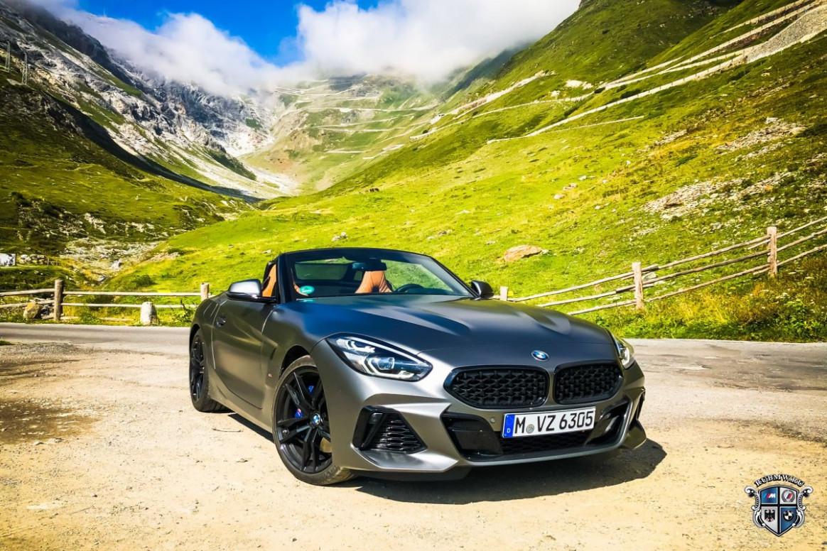 History 2022 BMW Z4