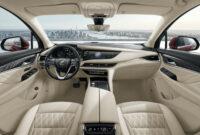 engine 2022 buick enclave interior