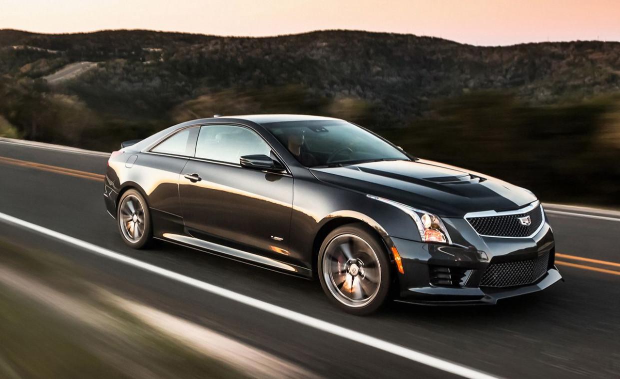 Exterior 2022 Cadillac ATS-V Coupe