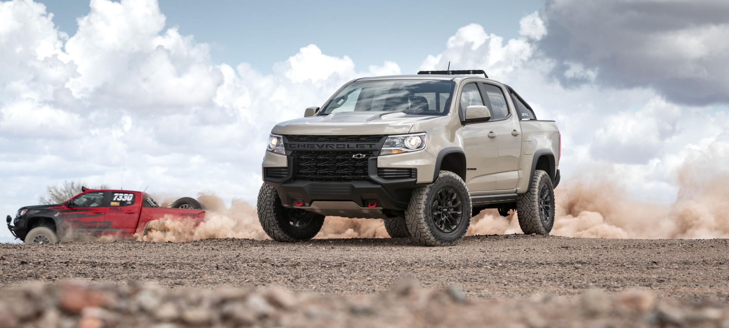 Redesign 2022 Chevrolet Colorado Z72