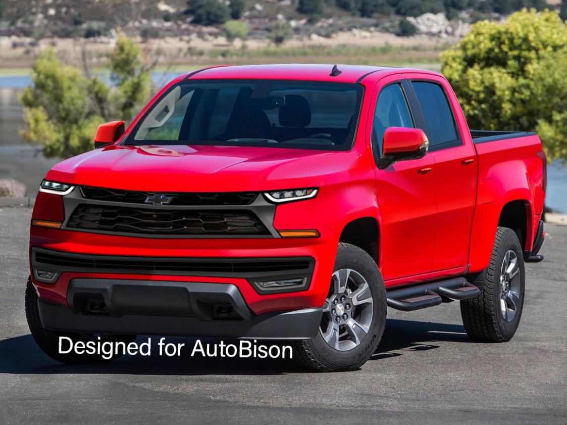 Specs and Review 2022 Chevrolet Colorado