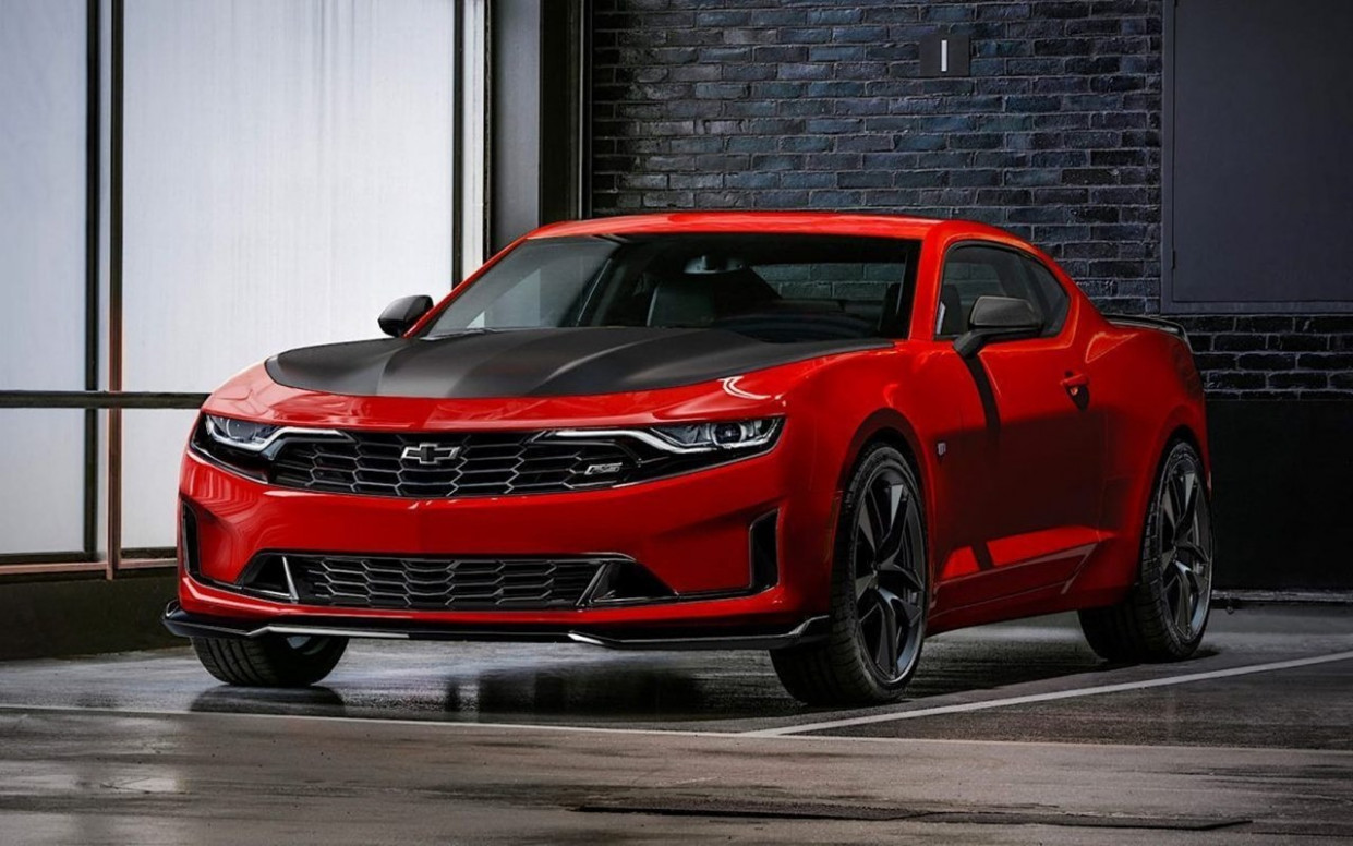 Style 2022 Chevy Chevelle SS