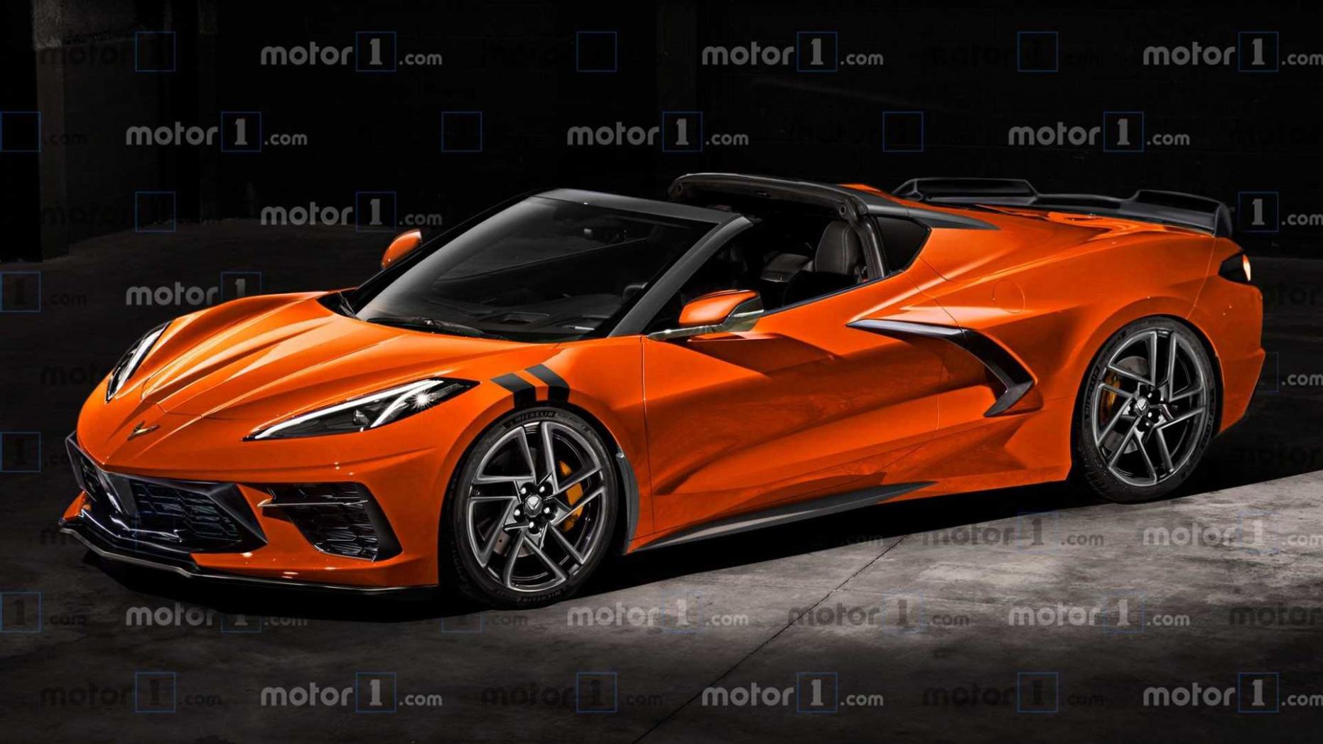 Configurations 2022 Chevy Corvette Zora Zr1