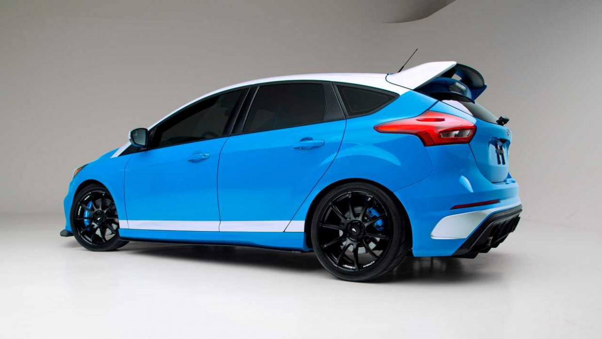 Performance 2022 Ford Focus