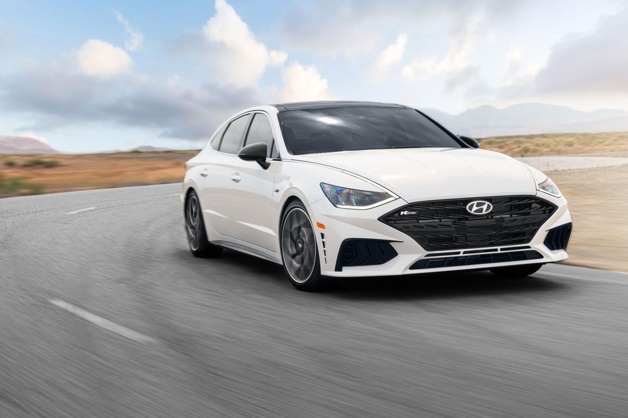 Redesign and Concept 2022 Hyundai Sonata Horsepower