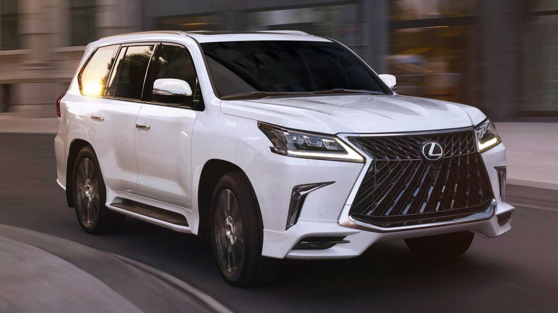 Release Date 2022 Lexus LX 570