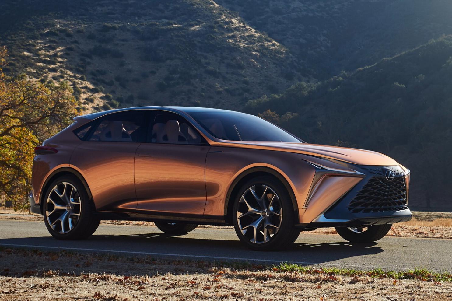 Prices 2022 Lexus TX