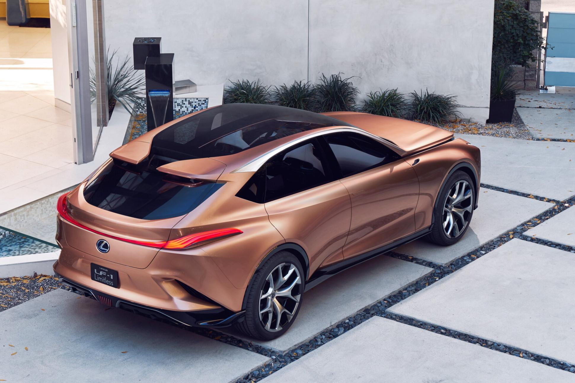 Engine 2022 Lexus TX