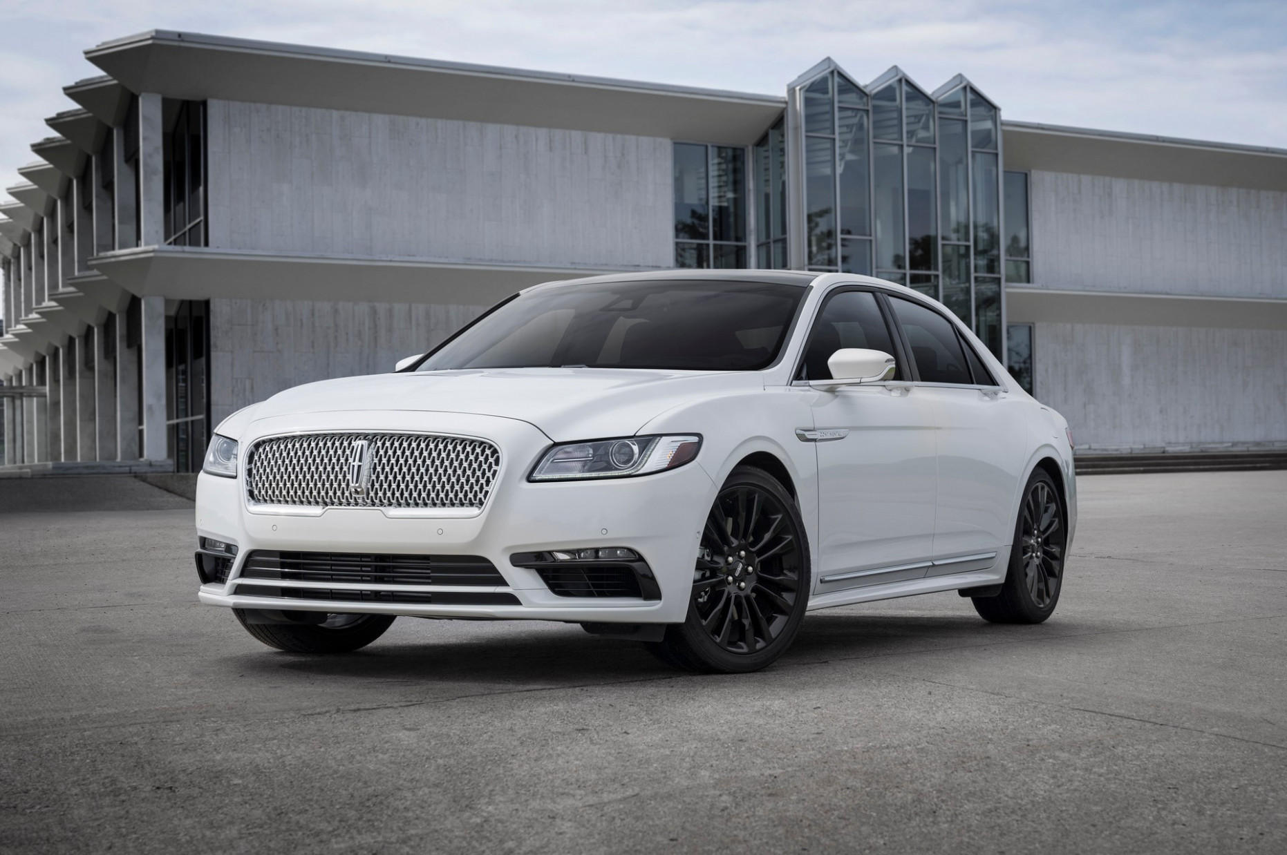 New Review 2022 Lincoln Continental