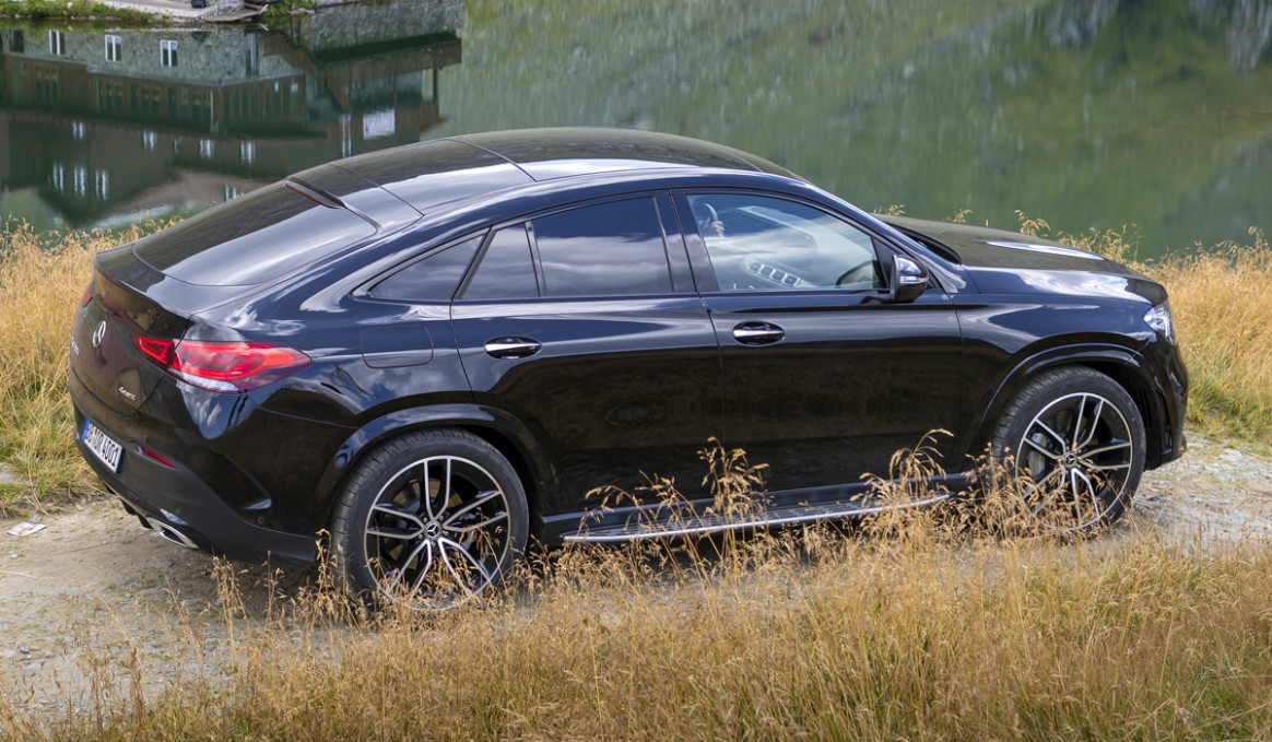 Redesign 2022 Mercedes Gle Coupe