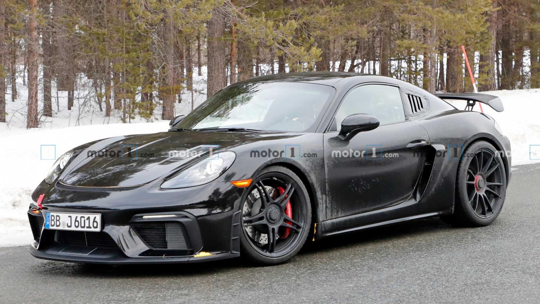Redesign and Review 2022 Porsche 718
