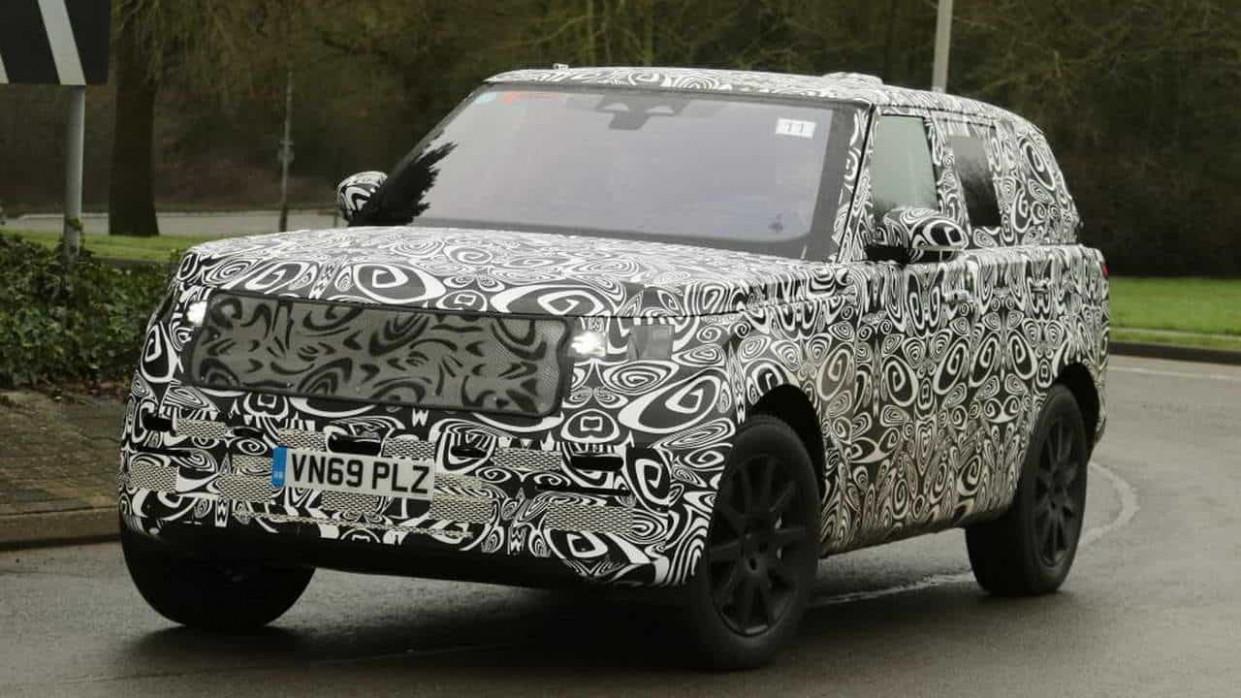 Rumors 2022 Range Rover Sport