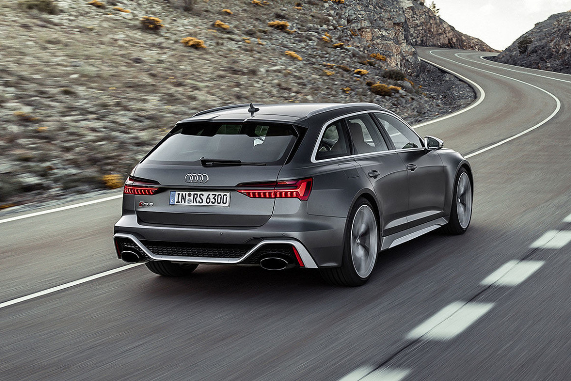Review 2022 The Audi A6