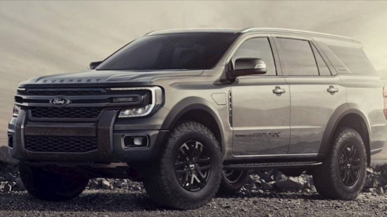 Redesign 2022 The Ford Explorer