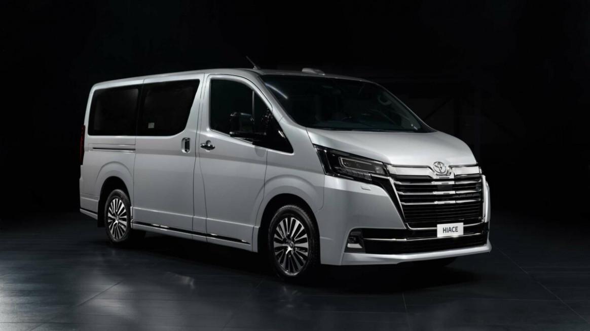 Ratings 2022 Toyota Hiace