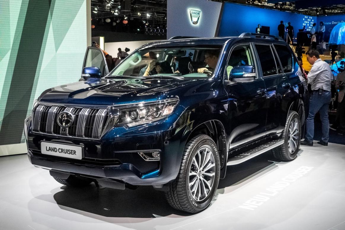 Specs and Review 2022 Toyota Prado