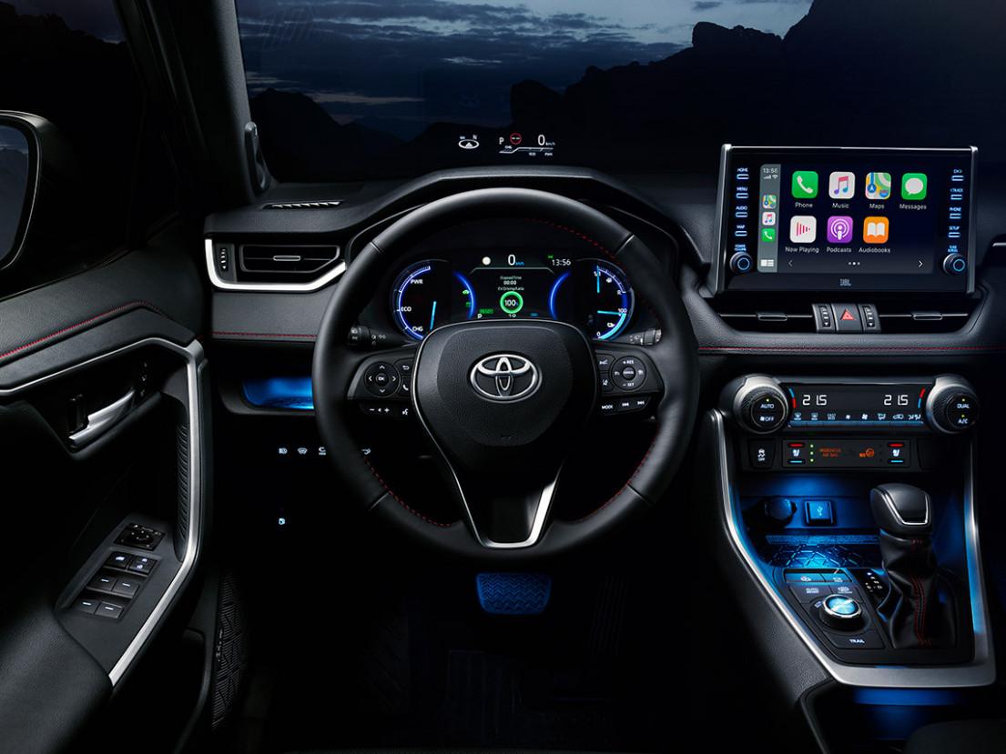Concept 2022 Toyota Rav4 Hybrid