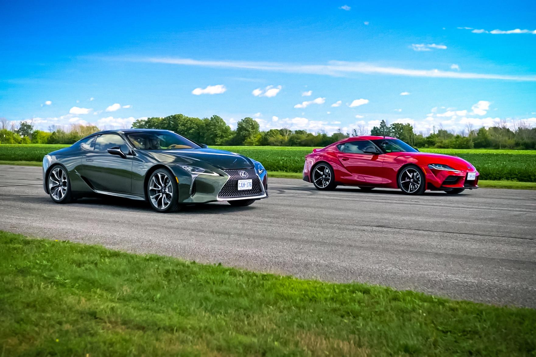 Specs and Review 2022 Toyota Supra Barrett Jackson