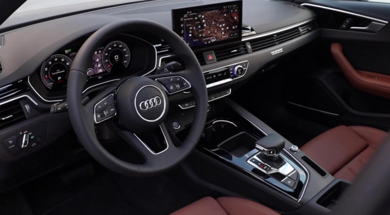Review and Release date Audi A4 2022 Interior