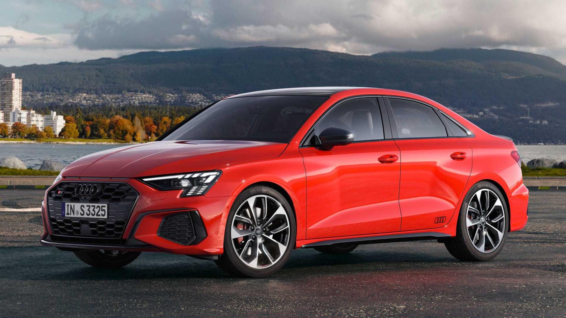 Specs Audi S3 2022