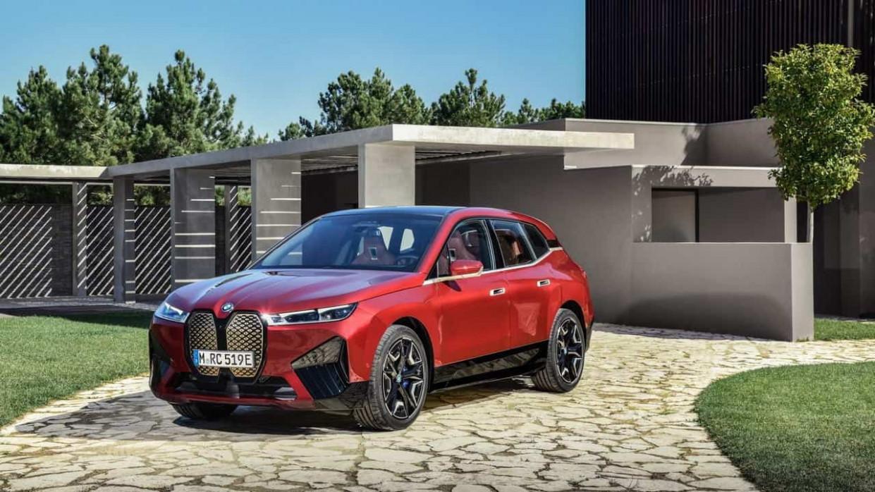 Release BMW Edrive 2022