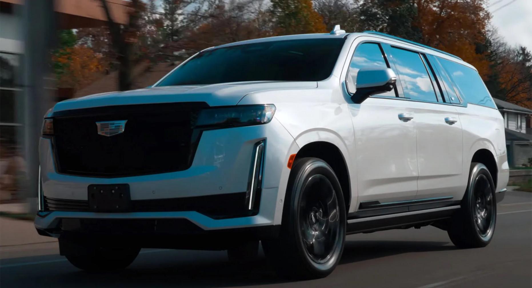Price Cadillac Suv Escalade 2022