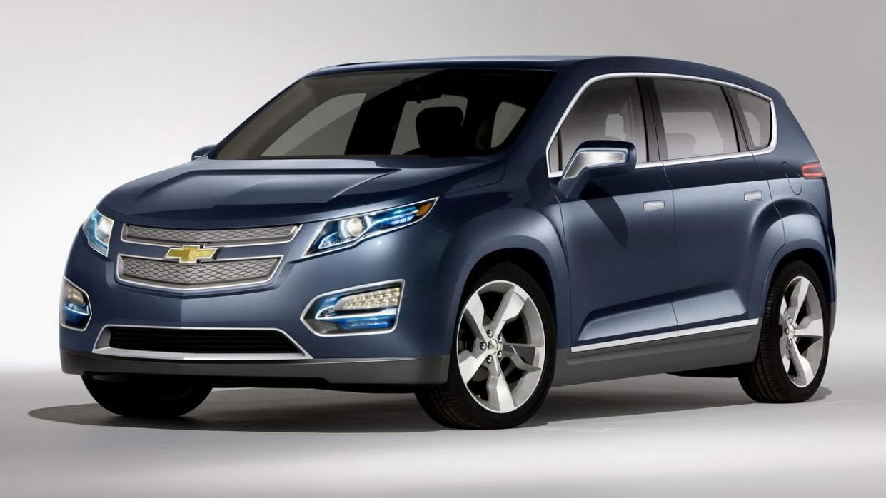 Specs and Review Chevrolet Volt 2022