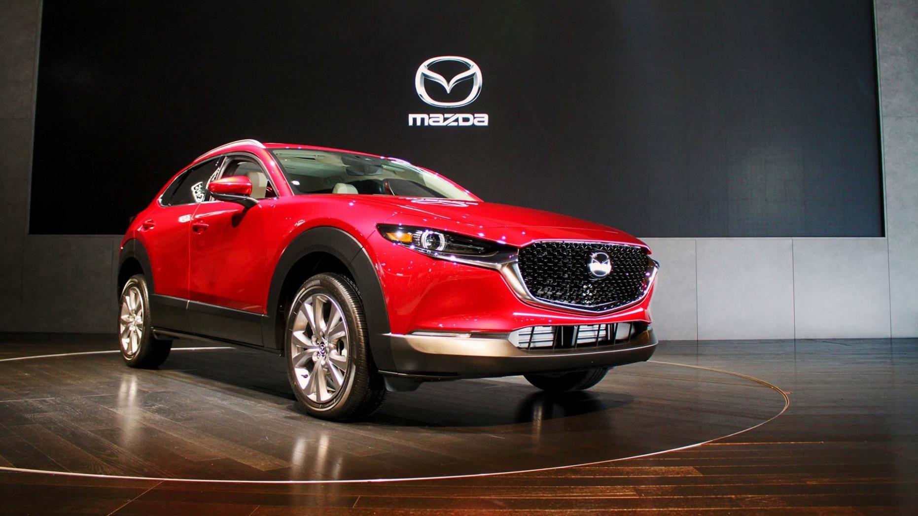 Speed Test Mazda Cx 3 Hybrid 2022