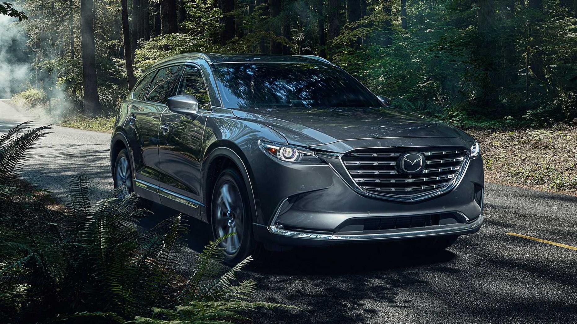 Release Mazda Cx 9 2022 Interior