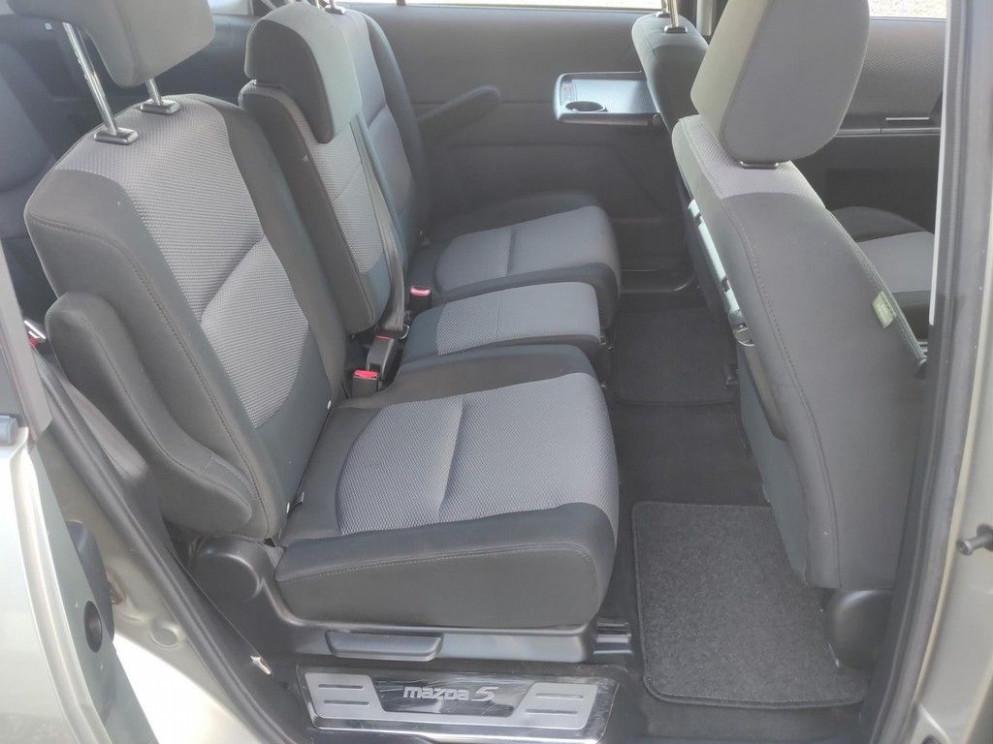 History Mazda Minivan 2022