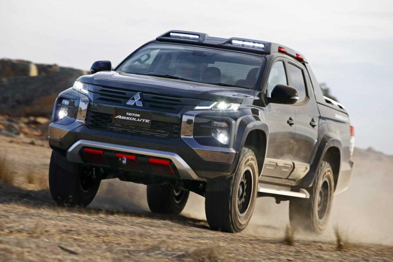 Release Mitsubishi New Triton 2022