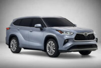 engine toyota highlander 2022